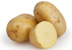 Potatoes are an excellent diy fertilizer.