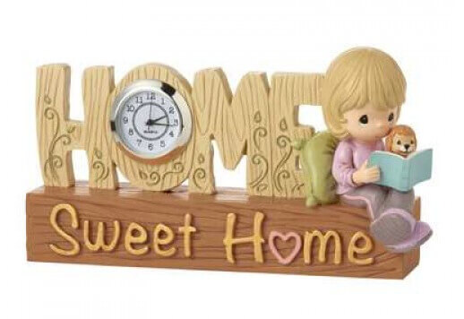 housewarming clock gift