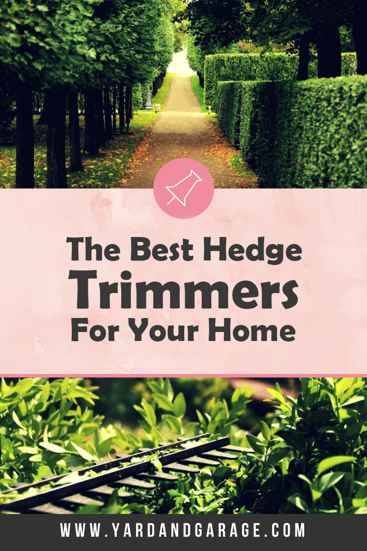 Best Hedge Trimmers Reviews