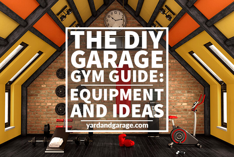 Diy Garage Gym Guide And Ideas Yard And Garage