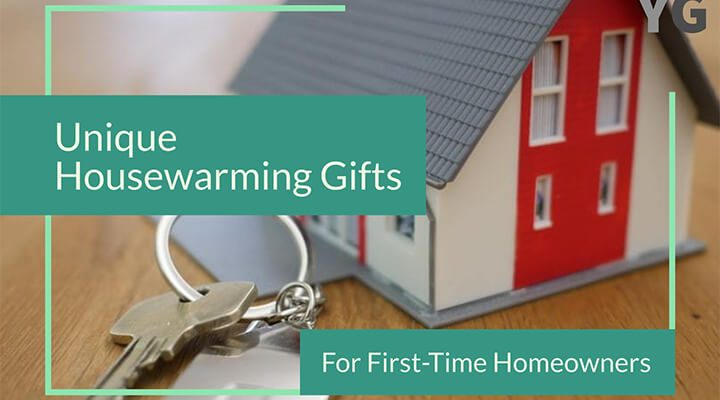 Housewarming Gift Ideas From Yard and Garage