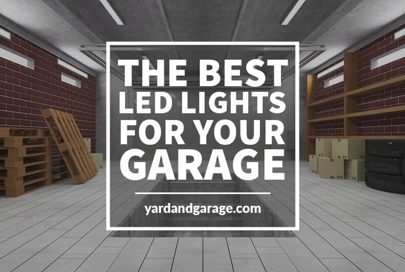best LED lights for your garage
