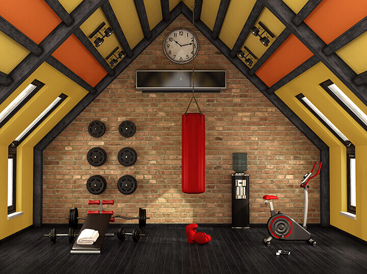 Building a Garage Gym: Guide and Ideas