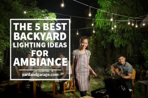 Backyard Party Lights