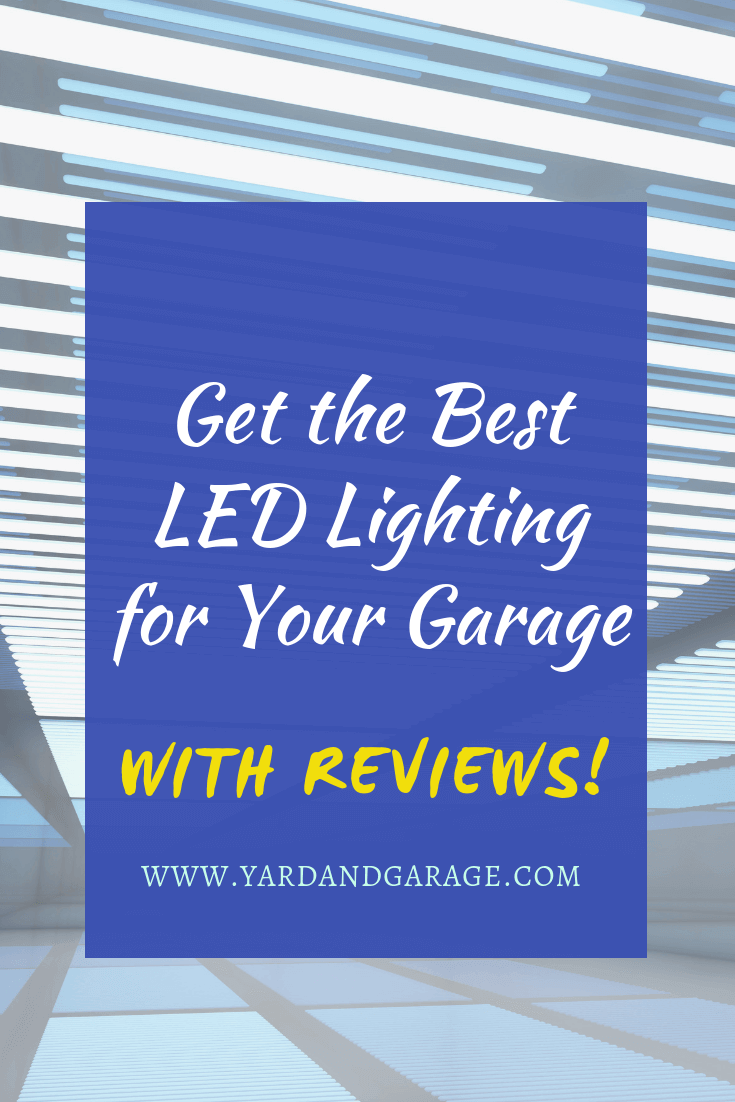 review of LED garage lights