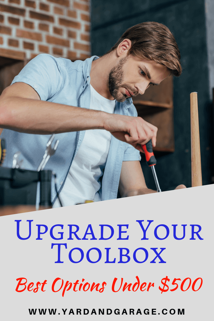 Find the best toolbox under 500 dollars