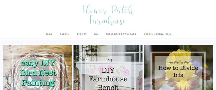 Flower Patch Farmhouse