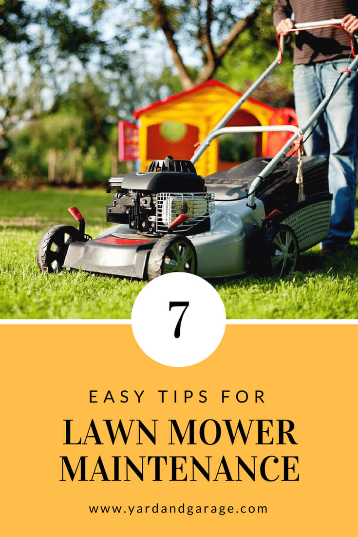 Get Your Lawn Mower Ready for Spring