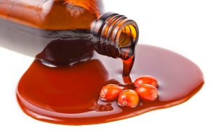 Molasses in fertilizers provide energy to your plants.