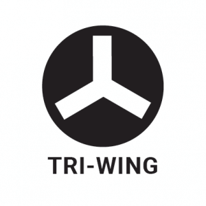 tri-wing screw profile