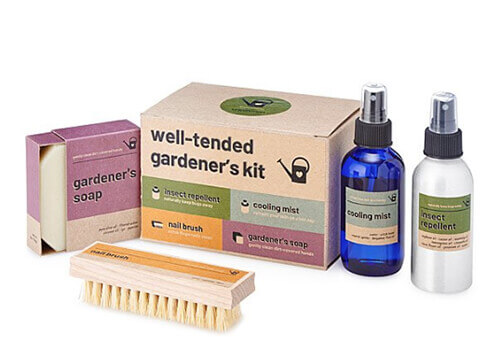 Well tended gardeners kit