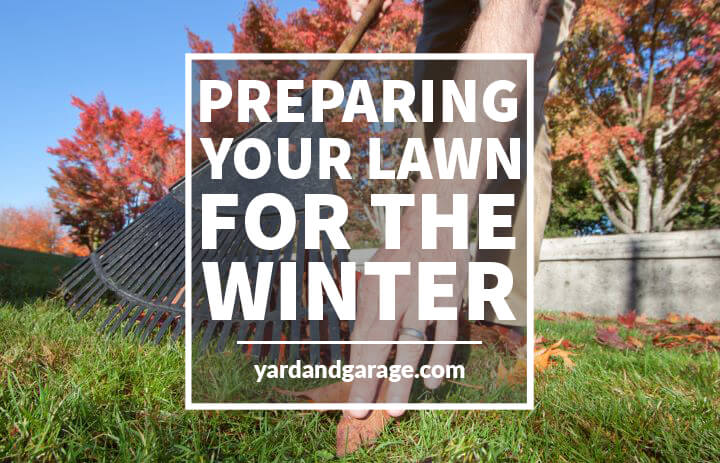 Four Easy Ways to Prepare Your Lawn for the Winter