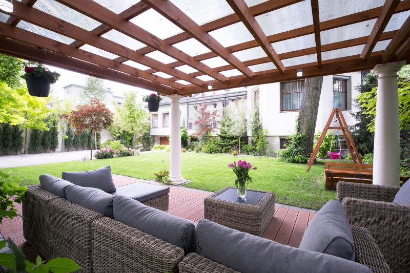 20 Ideas for Four-Season Patios